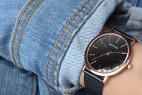 Zegarek damski Bering classic 13436-166 - duże 3