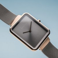 Bering 14528-369 Classic zegarek damski klasyczny szafirowe