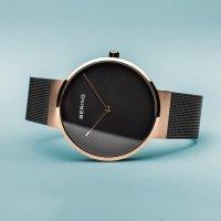 Bering 14539-166 Classic zegarek damski fashion/modowy szafirowe
