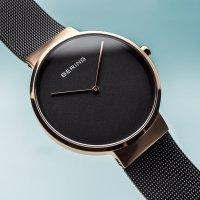 zegarek Bering 14539-166 różowe złoto Classic