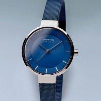 Zegarek damski Bering solar 14631-307 - duże 4