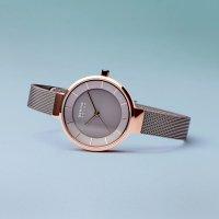 Zegarek damski Bering solar 14631-369 - duże 6