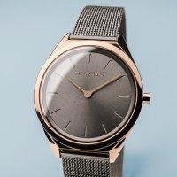 Zegarek damski Bering  ultra slim 17031-369 - duże 2