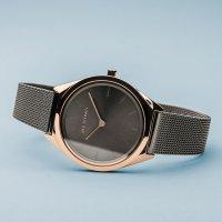 Zegarek damski Bering  ultra slim 17031-369 - duże 3