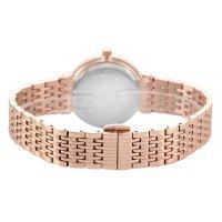 zegarek Bisset BSBF04RIBX03BX różowe złoto Biżuteryjne