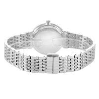 zegarek Bisset BSBF04SISX03BX srebrny Biżuteryjne