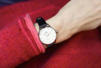 zegarek Bisset BSAE79SISX03BX kwarcowy damski Klasyczne NOA