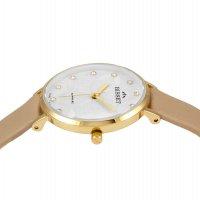 zegarek Bisset BSAF29GISX03B1 złoty Klasyczne