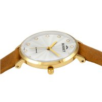 Bisset BSAF29GISX03BX damski zegarek Klasyczne pasek