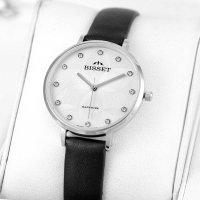 zegarek Bisset BSAF29SISX03BX kwarcowy damski Klasyczne