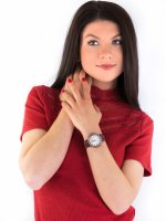 Zegarek damski Bisset Klasyczne BSBD80VISX03BX - duże 4