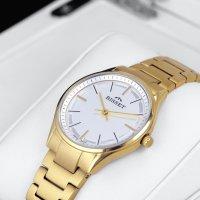 Bisset BSBE67GISX03BX damski zegarek Klasyczne bransoleta