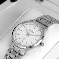 Bisset BSBE70SISX03BX damski zegarek Klasyczne bransoleta