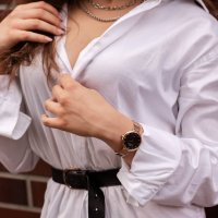Bisset BSBF20RIBX03BX zegarek damski Klasyczne