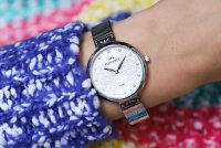 zegarek Bisset BSBF20SISX03BX srebrny Klasyczne