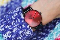 Bisset BSBF33BIRX03BX Klasyczne zegarek damski klasyczny szafirowe