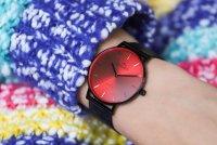 Bisset BSBF33BIRX03BX Klasyczne klasyczny zegarek czarny