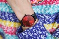 zegarek Bisset BSBF33BIRX03BX czarny Klasyczne