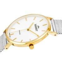 Bisset BSBF33GISX03BX zegarek damski Klasyczne