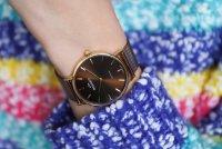 zegarek Bisset BSBF33GIYX03BX złoty Klasyczne