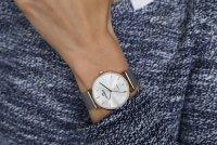 Bisset BSBF33RISX03BX zegarek klasyczny Klasyczne