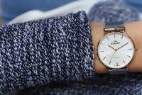 zegarek Bisset BSBF33RISX03BX różowe złoto Klasyczne