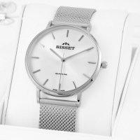 Bisset BSBF33SISX03BX zegarek klasyczny Klasyczne