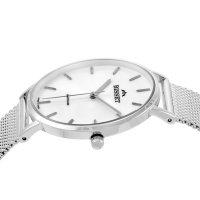 Bisset BSBF33SISX03BX damski zegarek Klasyczne bransoleta