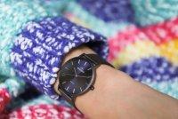 Bisset BSBF33VIDX03BX zegarek szary klasyczny Klasyczne bransoleta