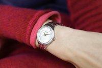Zegarek damski Bulova crystal 96L282 - duże 10
