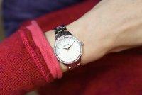 Zegarek damski Bulova crystal 96L282 - duże 11