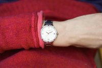 zegarek Bulova 96L264 srebrny Diamond