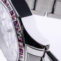 Caravelle 43L172-POWYSTAWOWY zegarek damski Bransoleta