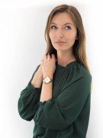 Zegarek damski Caravelle Bransoleta 44L206 - duże 4