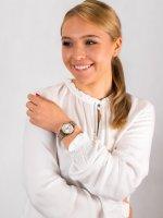 Zegarek damski Caravelle Bransoleta 45M112 - duże 4