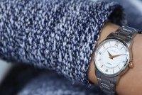 Zegarek Caravelle - damski - duże 13