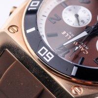 Caravelle 45A114-POWYSTAWOWY zegarek sportowy Pasek