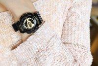 Casio BA-110-1AER Baby-G sportowy zegarek czarny