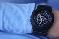 Casio BA-110BC-1AER Baby-G zegarek damski sportowy mineralne