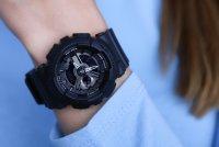 Casio BA-110BC-1AER Baby-G sportowy zegarek czarny
