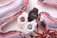 Casio BA-110RG-4AER Baby-G sportowy zegarek różowy