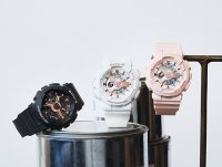 zegarek Casio BA-110RG-4AER różowy Baby-G
