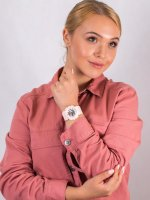 Zegarek damski Casio Baby-G BA-110RG-4AER różowy - duże 4