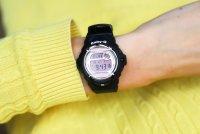 Baby-G BG-169M-1ER zegarek czarny sportowy Baby-G pasek