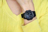 Casio BGA-255-1AER zegarek damski Baby-G czarny