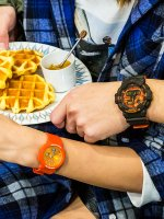 Casio BGA-255-4AER damski zegarek Baby-G pasek