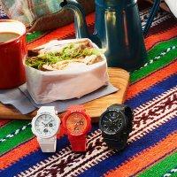 Zegarek Casio - damski - duże 6