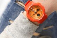 zegarek Casio BGA-255-4AER czerwony Baby-G