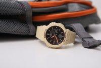 Casio BGA-255-5AER Baby-G sportowy zegarek beżowy