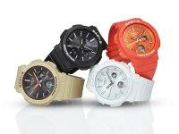 Casio BGA-255-5AER zegarek beżowy sportowy Baby-G pasek